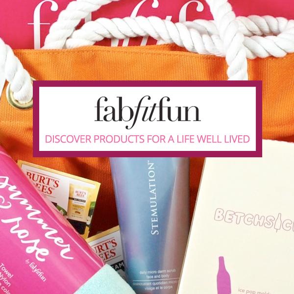 fabfitfun coupon promo code