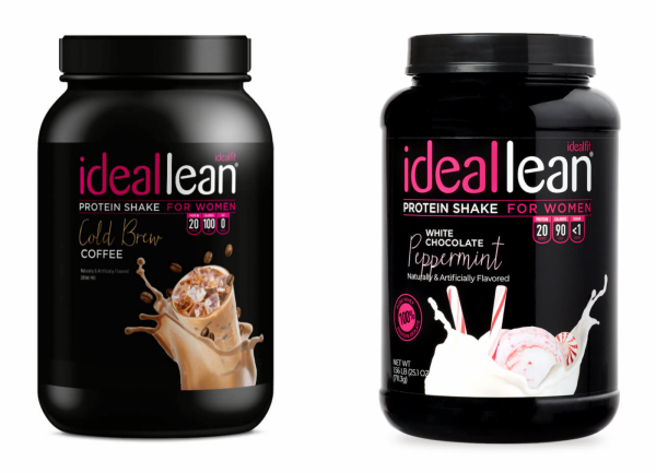 idealfit protein for women