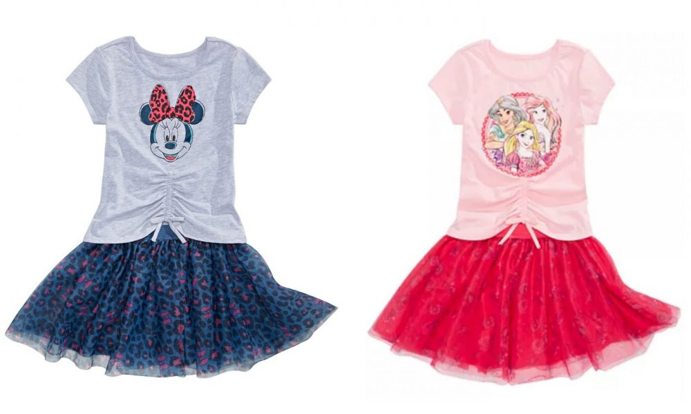Disney toddler dresses