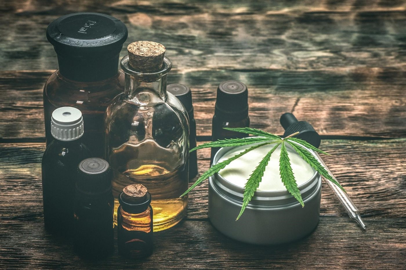 The Most Commonly Used CBD Products