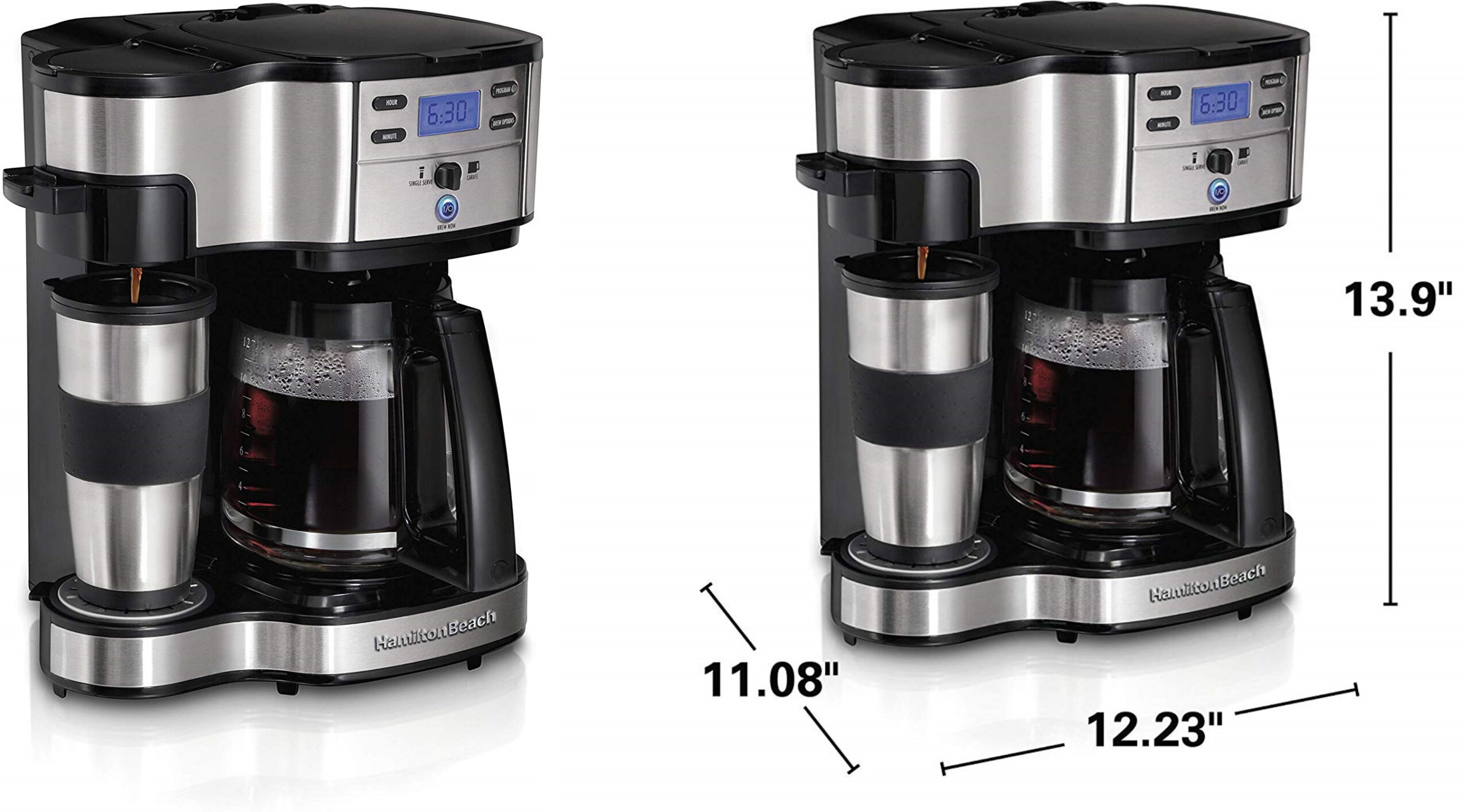 Hamilton Beach Brewer Coffee Maker deal sale coupon code