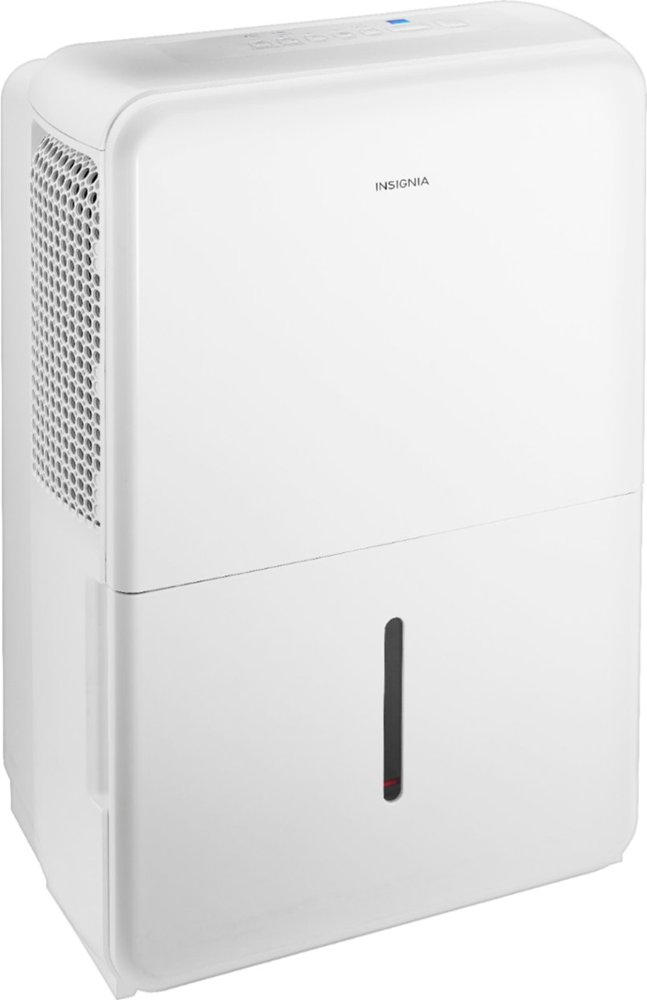 Insignia™ 50-Pint ENERGY STAR Dehumidifier - White, $149.99, shipped!