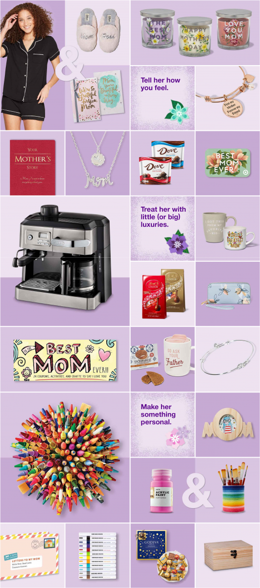 Mothers Day Gift Ideas at Target Classic