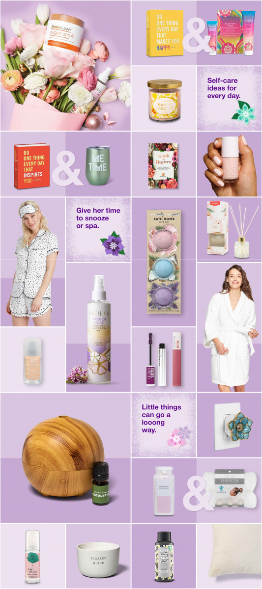 Mothers Day Gift Ideas at Target Mom Me Time