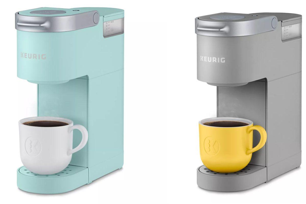 keurig k mini single serve k cup pod coffee maker 9