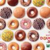 krispy kreme free doughnut donut week 1