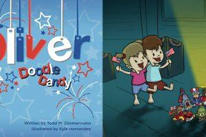 oliver doodle dandy book 1