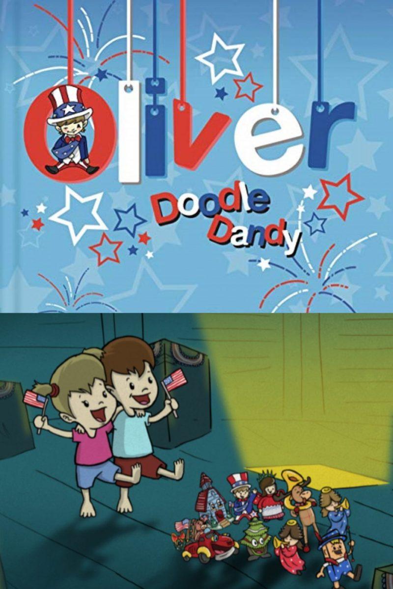 oliver doodle dandy book