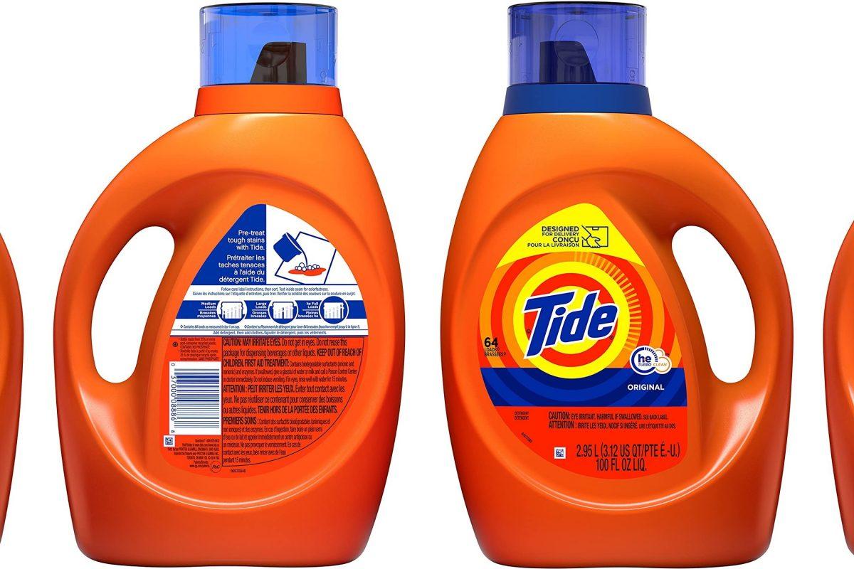 tide laundry detergent coupon sale