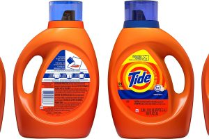 tide laundry detergent coupon sale