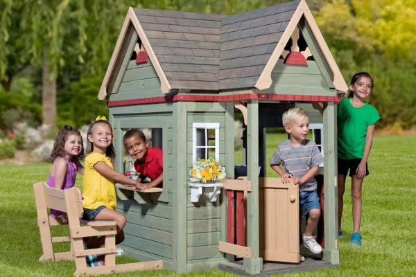 victorian inn playhouse kids playhouse