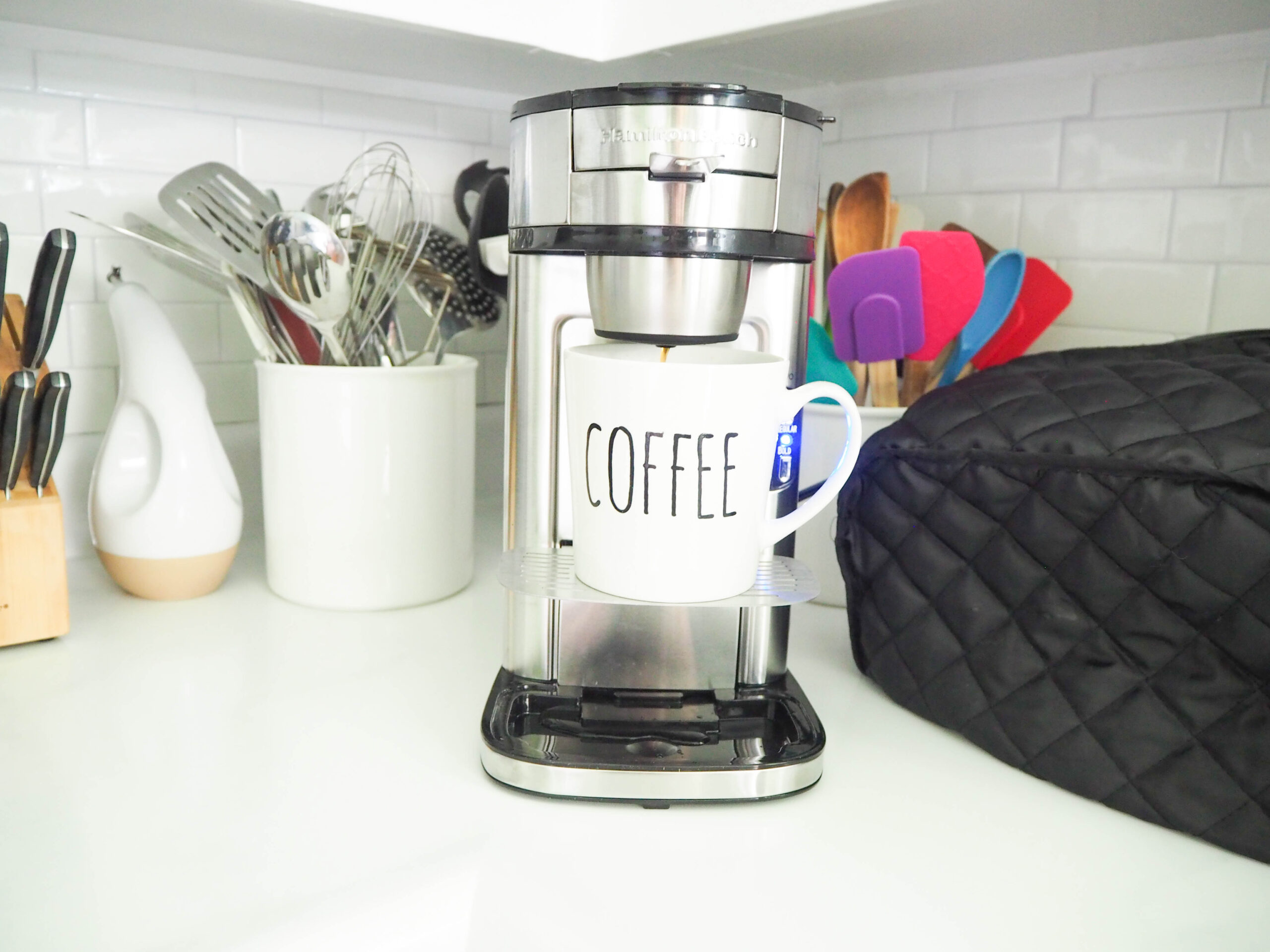 Hamilton Beach Scoop Coffeemaker