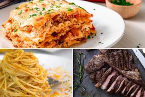 5 Italian Recipes You Must Try for an Authentic Experience