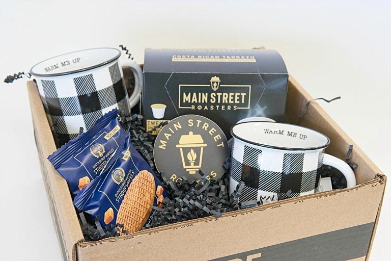 Warm Me Up Fall Mug Gift Box