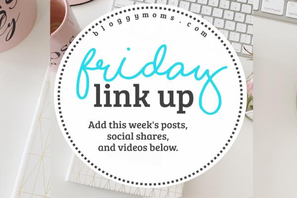 Friday Social Media Blogging Link Up