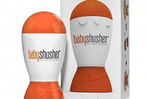 baby shusher calmer