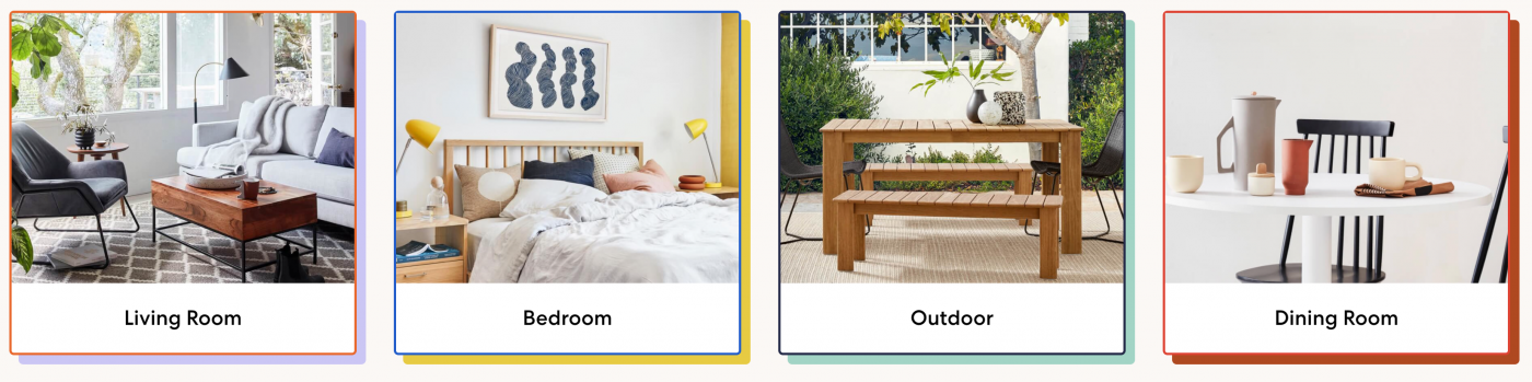 feather home furniture rental