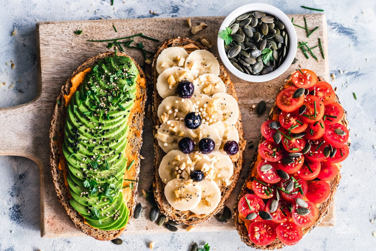 Top Healthy Vegan Foods and Drinks